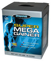Super Mega Gainer (5450 г)
