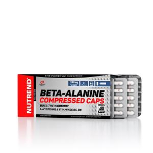 Beta-Alanine Compressed Caps (90 капс.)